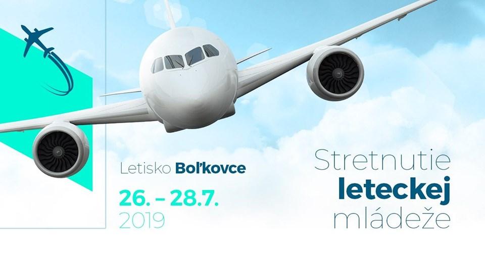 Stretnutie leteckej mládeže letisko Boľkovce