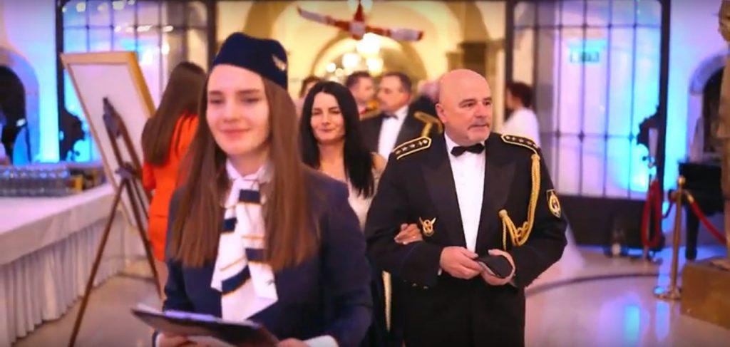 1.Reprezentačný letecký ples gen. M.R. Štefánika