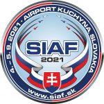 SIAF – Medzinárodné letecké dni 2021